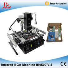 LY IR6500 v.2 BGA Rework Station reballing machine for motherboards, free tax to RUSSIA