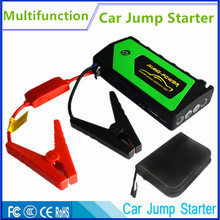 2017 Mini Emergency Car Jump Starter 12V Starting Device Portable Power Bank Charger for Car Battery Booster Petrol Diesel