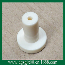 Industrial alumina textile ceramic eyelets for wire guide