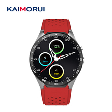 Kaimorui KW88 Smart Watch Sport MTK6580 Android 5.1 3G Smartwatch Bluetooth Heart Rate Monitor for ios Android Smart Wach phone