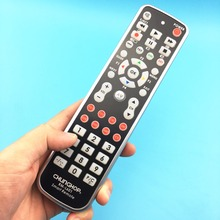 Chunghop Combinational remote control learn remote for TV SAT DVD CBL DVB-T AUX universal controller with code RM-L601 BACKLIGHT(China)