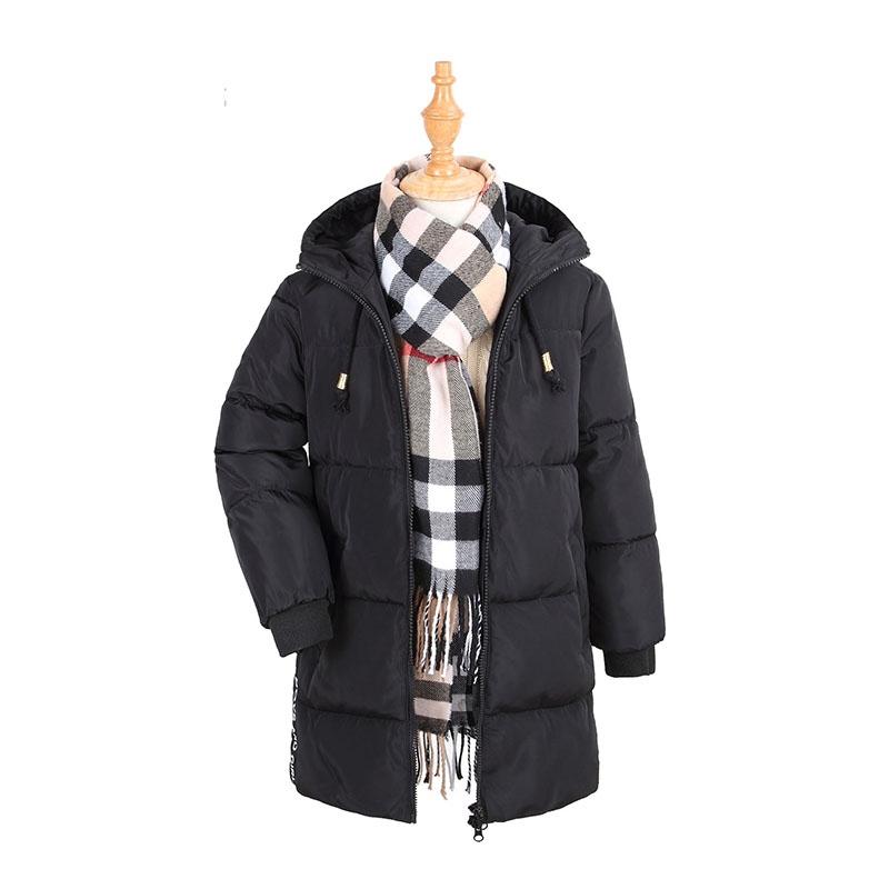 Long Hooded Kids Down Jackets For Girls Boys Winter Coats Clothing Children Thick Outerwear Coat And Jackets Kids Clothes 4-16 Y<br>