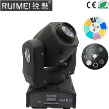 2pcs/lot RGB led 60W LED moving head spot light super brigtness DJ disco party light(China)