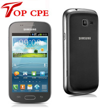 Original Samsung S7562 Galaxy S Duos Cell Phones 5 MP camera wifi GPS android 4.0 Dual sim card refurbished Drop shipping