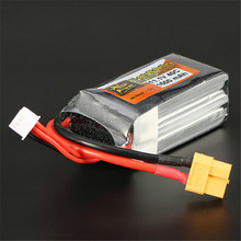 Hot Sale Reachargeable Lipo Battery ZOP Power 11.1V 1500mAh 40C 3S Lipo Battery XT60 Plug For RC Model(China)