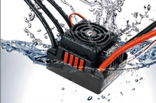 Hobbywing QUICRUN-WP-8BL150 Waterproof 150A Brushless ESC For 1/8 RC Car Buggy(China)