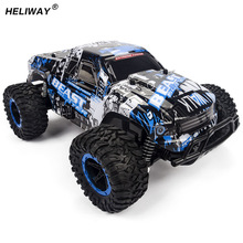 Motors Drive High Speed SUV RC Car 4CH Electric Speed RC Racing Bigfoot Buggy Radio Control Car Hummer Toy Car Model Toy For Boy(China)