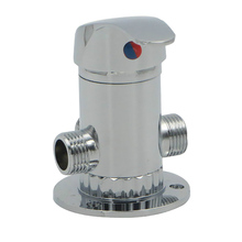 Shower Arm Diverter Valve for Handshower Universal Showering  Solar mixing valve