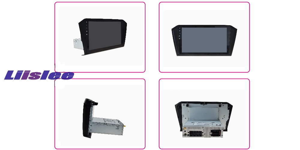 For VW PASSAT 2016 Car Multimedia TV DVD GPS Radio Original Style Navigation Android Advanced Big Screen Navi mosaic