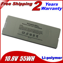 "JIGU 10.8V Laptop Battery A1185 MA566 MA566FE/A MA566G/A MA566J/A  For apple for MacBook 13"" A1181 MA472 MA701 White"