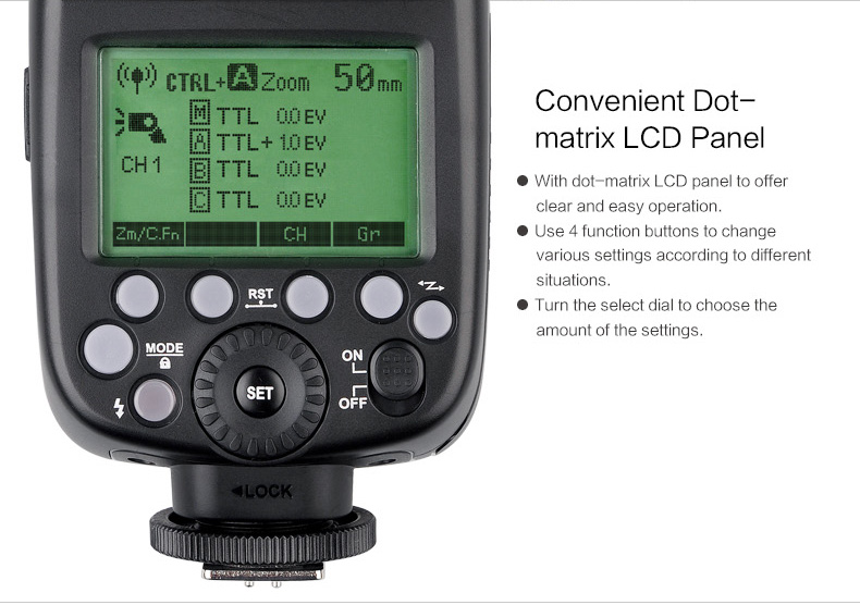 Godox TT685S For Sony Camera Flash (17)