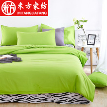 bedding consists of four sets of plain Larry activity printing four pieces of micro business sources(China)
