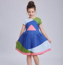 summer dress girls princess teenage girls clothing 2017 kids costume for carnival childrens fancy dress vestido infantil