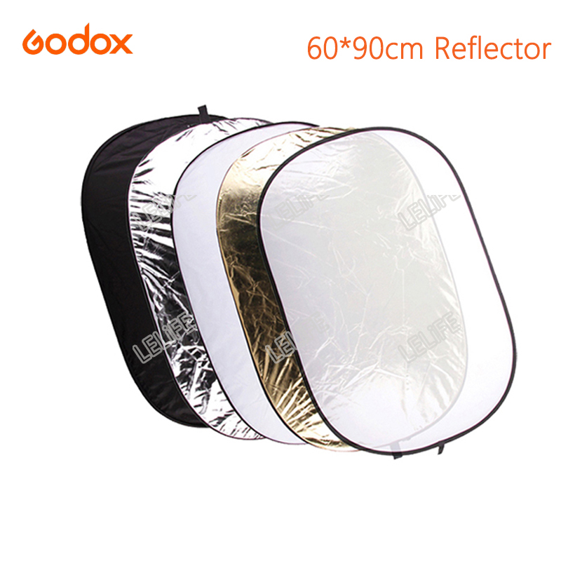 Light Reflector 2 In 1 Two-in-one Reflector Diffuser Kit Studio Reflective Portable Reflectors Flash Appliances Folding Portable Mini Soft Board With Carrying Bag for Studio or any Photography Situati