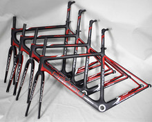 Buy OEM products chinese carbon road bike frame aero 700c bicycle frame customized paint new carbon road frame PRODU logos for $579.00 in AliExpress store