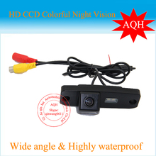 Special Car Rear View Reverse Camera rearview reversing for KIA Carens/Borrego/Oprius/Sorento/Sportage R/For Hyundai Sonata(China)