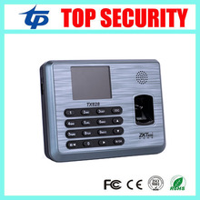 Buy TX628 3 inch color screen TCP/IP fingerprint time attendance recorder time clock ZK linux system fingerprint time attendance for $114.00 in AliExpress store