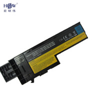 HSW 2600MAH NEW and Laptop Battery For IBM ThinkPad X60 X60s X61 X61s Series 40Y6999 40Y7001 40Y7003 42T4505 ASM 92P1170 bateria