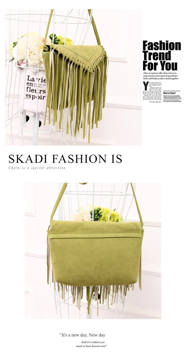 women bag fringe tassel bags (14)