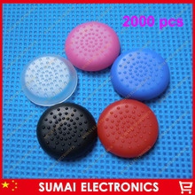 Silicone Rubber Gel Thumb Stick Pimple Grip Cap Thumbstick Joystick Grip Case Cap Covers for PS4/XBOX ONE/XBOX360/PS3 Controller(China)