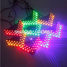 1X 12V 33 Sequential LED Car External Light Auto Car Light Source Arrow LED Side Mirror Turn Signal Indicator Light Accessories