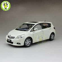 1:18 Toyota EZ Verso MPV Diecast MPV Car Model White