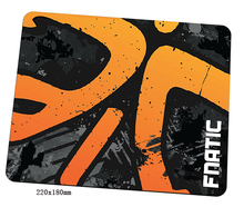 fnatic mouse pad Indie Pop mousepads best gaming mouse pad gamer pad mouse Professional cool personalized mouse pads play mats(China)