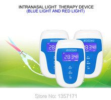 China factory offer portable intranasal light therapy device rhinitis therapy(China)