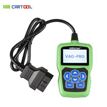 New Arrival OBDSTAR VAG PRO Auto Key Programmer No Need Pin Code Support New Models and Odometer Correction Tool