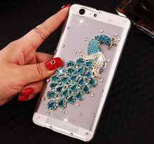 SK 2016 Elegant Styles Bling Crystal Rhinestone Hard Plastic Cover Case For  Highscreen Power Rage