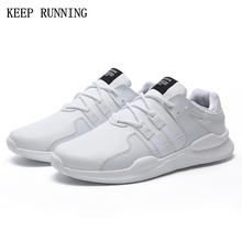 Autumn new Shelf men sports shoes brand Lace-up outdoor Sneakers comfortable running shoes Large size 39-46