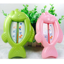 Baby Water thermometer for Bathing Fish cartoon thermometer termometro de banheira Factory wholesale Free shipping