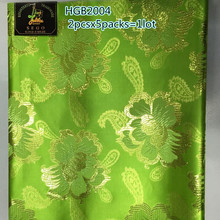 High Quality Sego Headtie Solid Gold African Headtie,green Flower pattern Wholesale and Retail Plain Headtie Nigeria Gele&Ipele