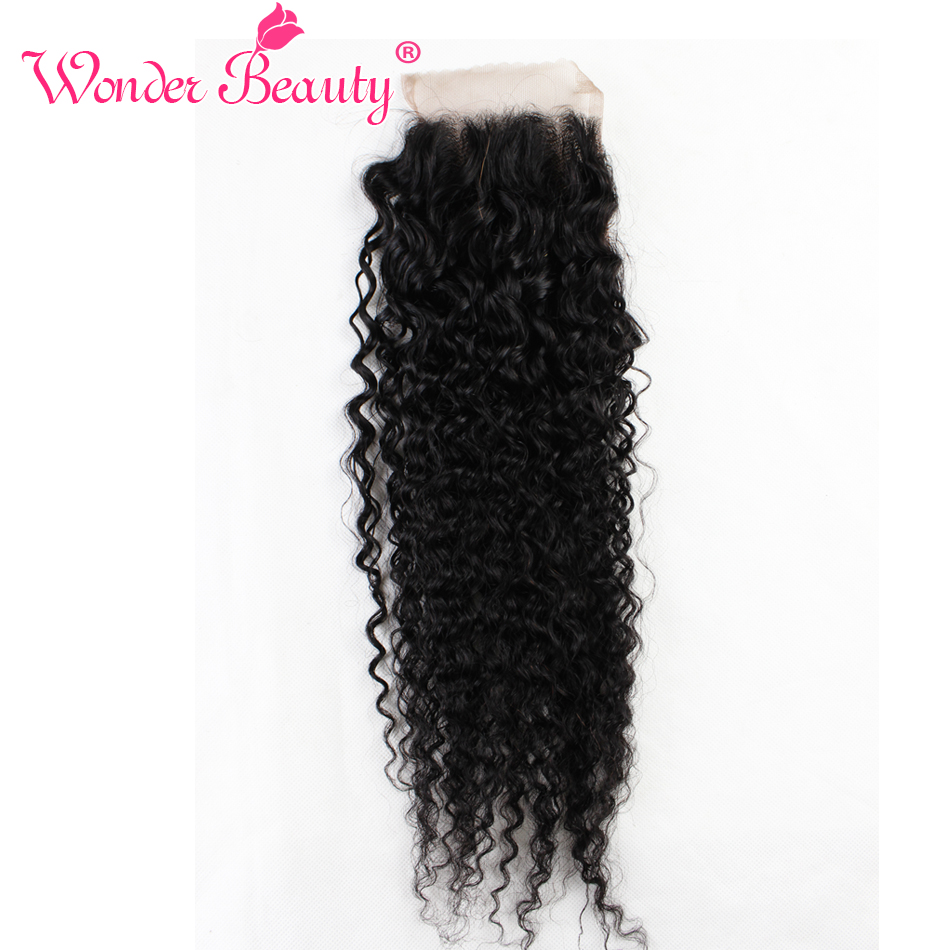 Wonder-Beauty-Peruvian-Virgin-Hair-With-Closure-Kinky-Curly-4pcs-Wet-And-Wavy-Bundles-With-Closure (4)