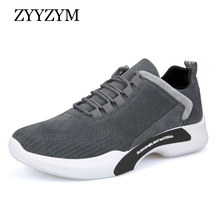 Fashion Sneakers For Men Shoes Spring Autumn Comfortable Low Casual Shoe Lace-UP Male Breathable Flats Shoes(China)