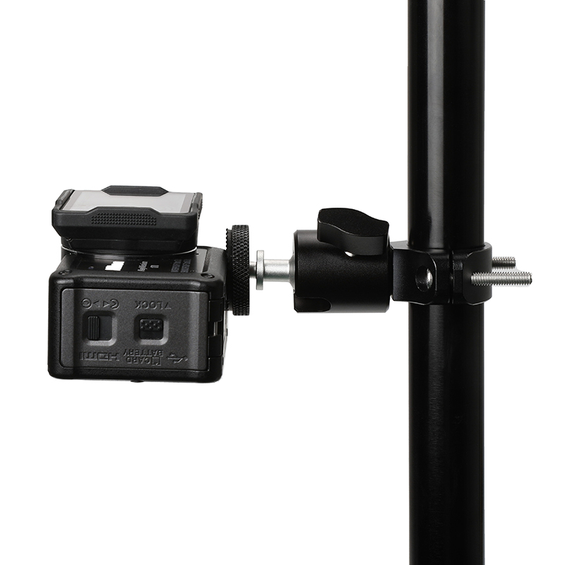 Motor Bicycle Handlebar Mount Holder Clip Bracket Clamp 360 Degree Rotation For GOPRO Sports Camera Parts F23456
