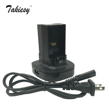 us pin /eu pin Dual Charger  for Xbox 360 Controller battery