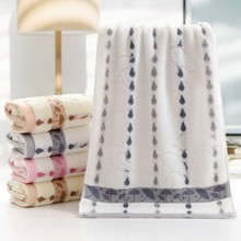 Hot Soft 34*75cmUmbrella Cotton Towel Home Cleaning Face Bathroom Hand Hair Bath Beach Towel for Kids Adult