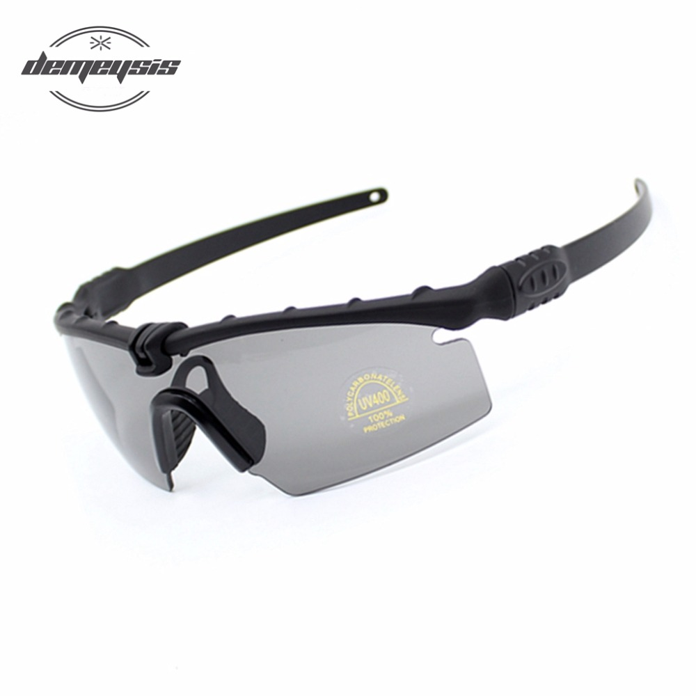 2017-SI-M-Frame-2-0-3-lens-Camouflage-Cycling-Shooting-Glasses-UV400-Military-Sunglasses-Men
