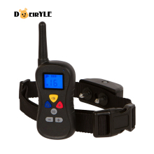 DEIRYLE Dog Training Collar with Remote 300m Waterproof Pet Training Shock Collar,Dog Training Collar Vibrate Shock Collar