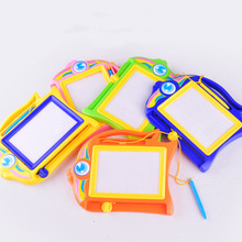 Plastic Cartoon Children Aqua Doodle Drawing Board Early Learning Education Mat 1 Pen + 1 Mat 16*12.5*1.5cm Drawing Toys