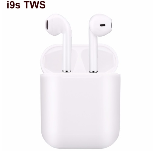 i9 I9S TWS Mini Bluetooth headphones Wireless Earphone  Portable Invisible Earbud for all smart phone PK i10 i11 i12 i13(China)