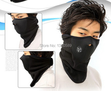 Thermal Neck Warmers Fleece Balaclavas Hat Headgear Winter Ear Windproof Face Mask Motorcycle Bicycle Scarf