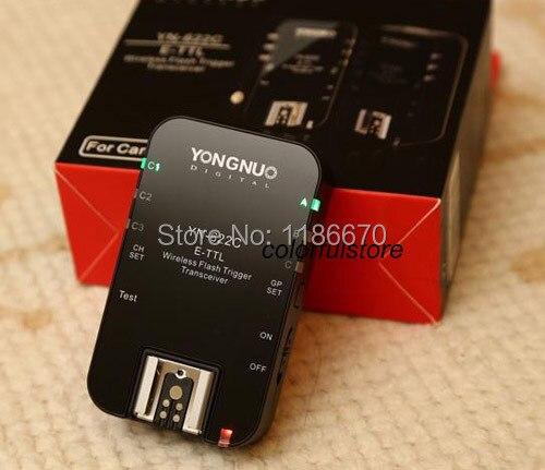 2Pcs Transceiver YN YN-622C YN622C Wireless TTL Flash Trigger for Canon 1D 1DS 5D Mark II III 50D 40D 30D 650D 600D 500D 450D 7D<br><br>Aliexpress