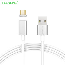 FLOVEME Magnetic Charge Cable Micro USB Data Cable For Android Portable Fast Charging Adapter For Samsung Huawei Xiaomi phone