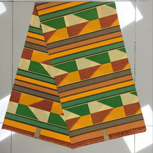 2018 Very Cheap Nigerian Super Wax Hollandais Guaranteed Dutch Wax African Super Wax Hollandais For African Ankara Dress 6yards(China)