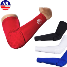 NK US Local Ship Dropship 1 pair Sport Pad Protector Crashproof Arm Sleeve Elbow Support Adult/Child Safety Elbow Pad(China)