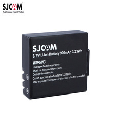 100% Original Sjcam Battery for Sjcam Sj5000 Sj5000 Wifi Sj5000x Plus Sj4000 Series M10 Series Sports Action Camera