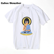 Buddha T-Shirt American rock band top tee Men Nirvana T Shirt Usa Ukraine Harajuku Punk Rock Grunge Top Clothes Metallica