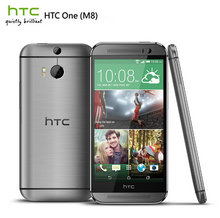 Unlocked Original HTC ONE M8 Quad Core Mobile phone  Android 4.4 2GB RAM 16GB/32GB ROM 3 Camera EMS DHL